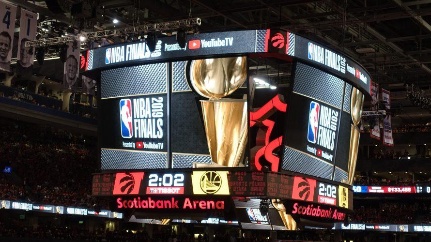 NBAファイナル2019 ラプターズ VS ウォリアーズを観戦してきました